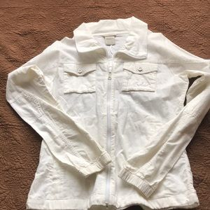 NWOT Nike Sixo Ladies Linen Jacket